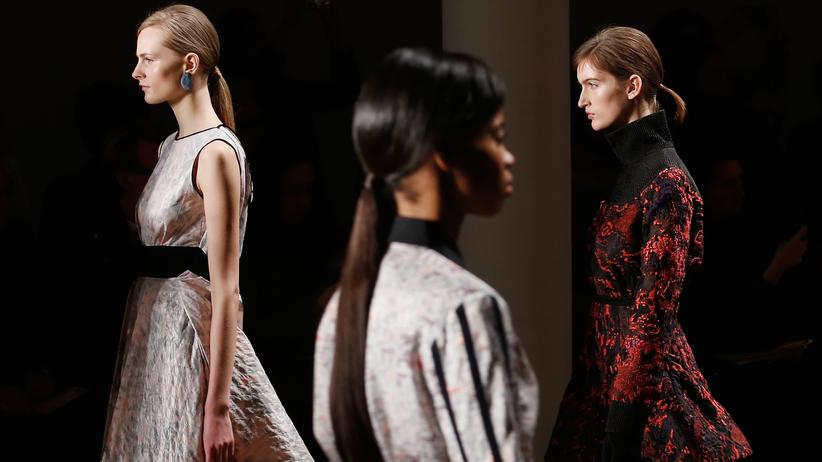 New York Fashion Week: Mode-Konsumenten im Wachkoma
