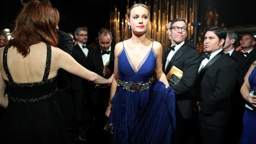Oscar-Kleider: Nicht fragen, einfach tragen