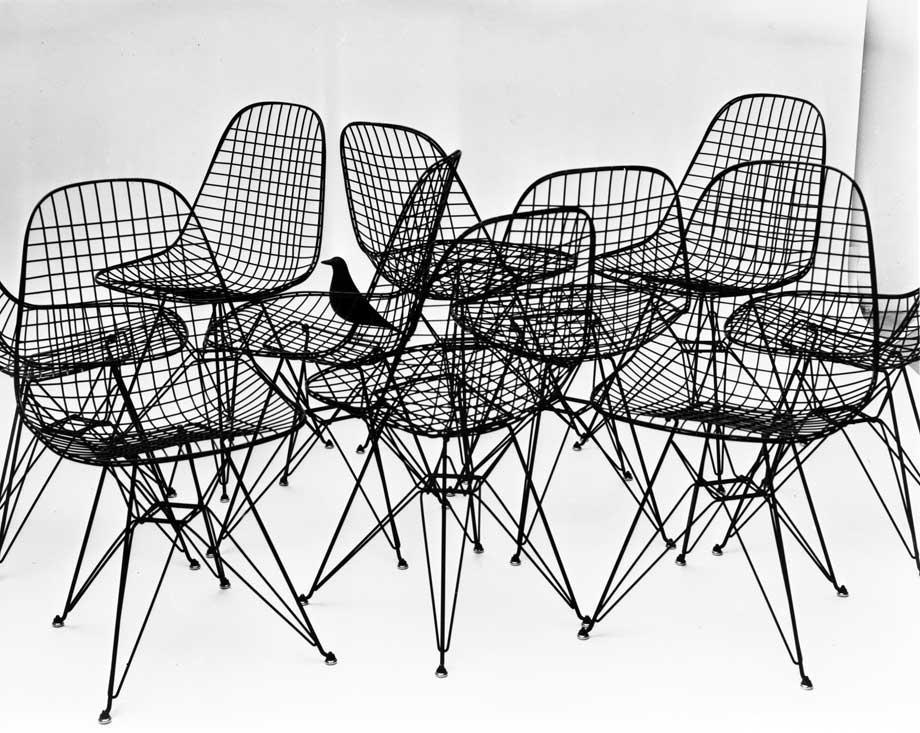 charles und ray eames bitte setzen sie sich zeitmagazin. Black Bedroom Furniture Sets. Home Design Ideas