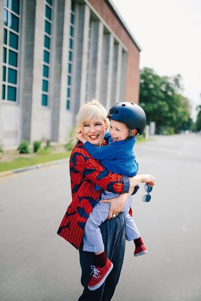 Styleguide Zwischen Babykotze Und Blazer Zeitmagazin