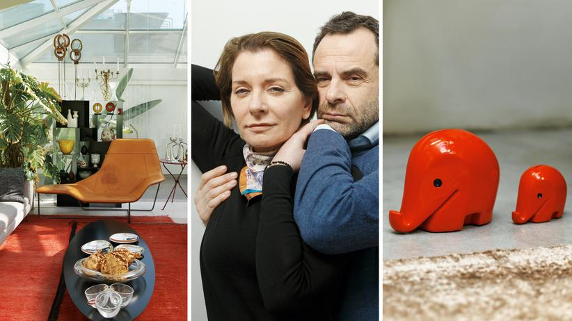 Designer-Paare: Sie nennen es Arbeit
