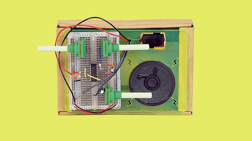 Synthesizer-Bausatz: Endlich wieder frickeln