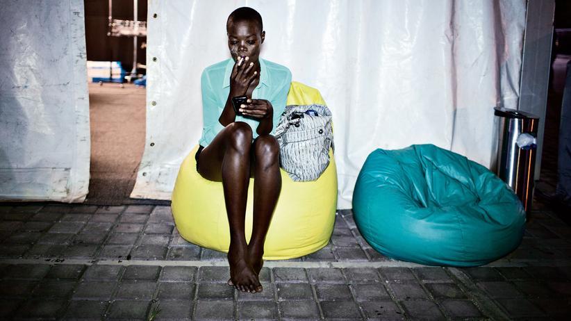Afrikanische Mode: Kleider machen Politik