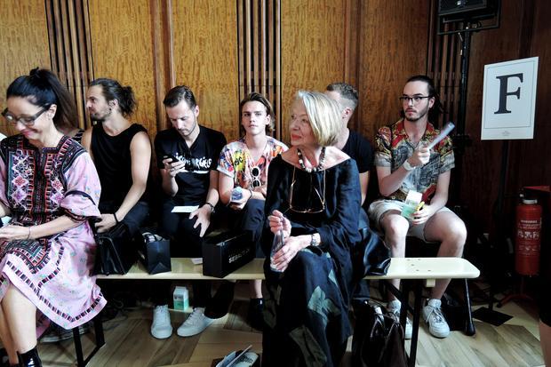 Berlin Fashion Week: Bloß kein Rentnerbeige