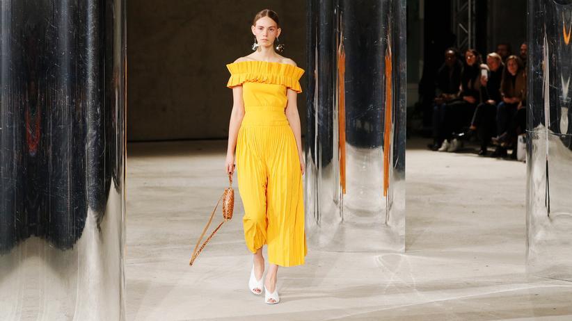 Berlin Fashion Week : Knallfarben gegen die Depression