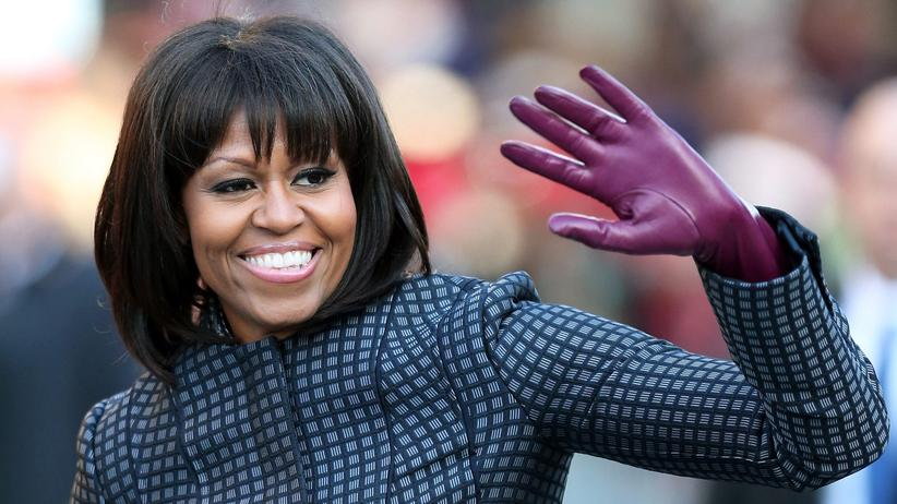 Michelle Obama: First Lady aller Frauen