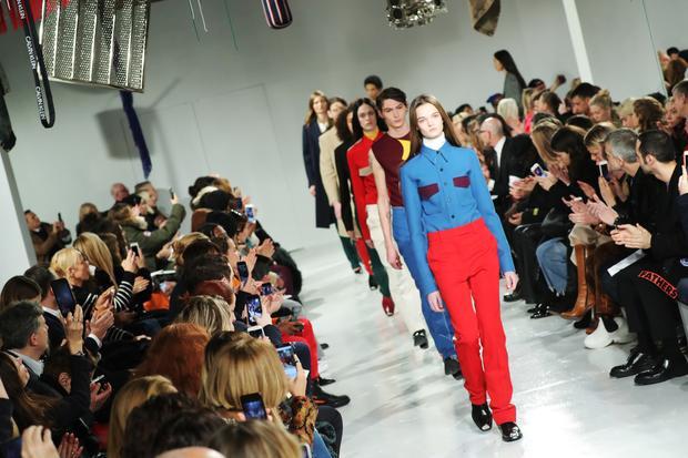 New York Fashion Week: Die Wut in jedem Saum