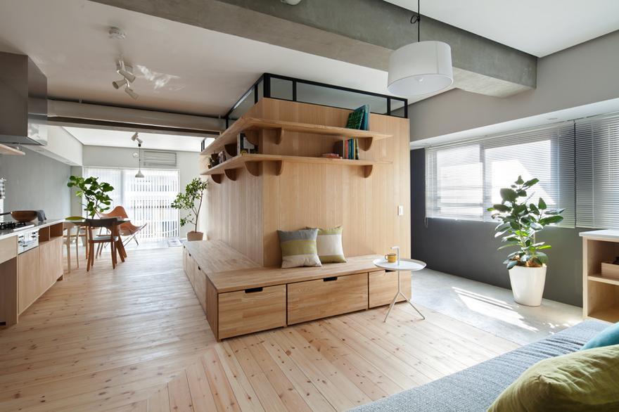 Interieur Gestaltung Wohung Klein Bilder Wohnen Im Bauhausstil