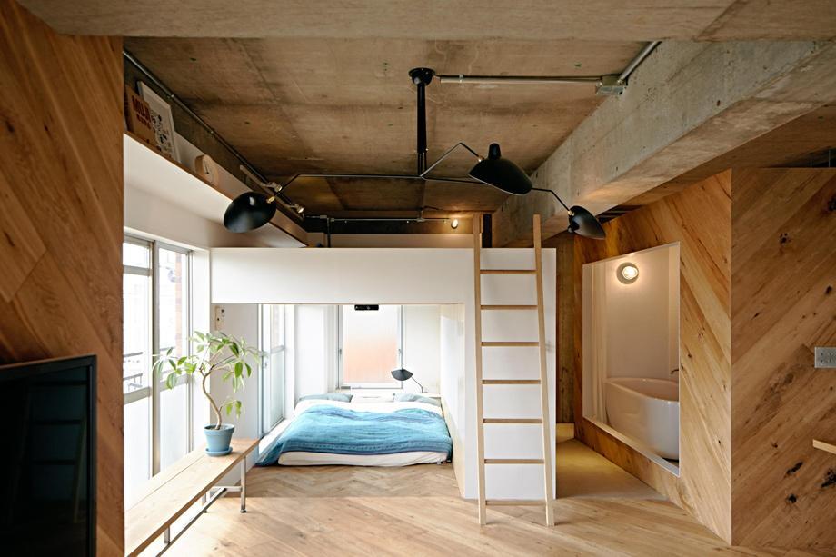 wohnen leben wie ein m nch zeitmagazin. Black Bedroom Furniture Sets. Home Design Ideas