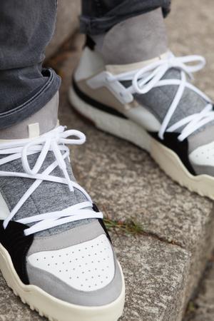 Sneakers: Der Adidas Original von Alexander Wang kam ganz ernst gemeint am 1. April heraus