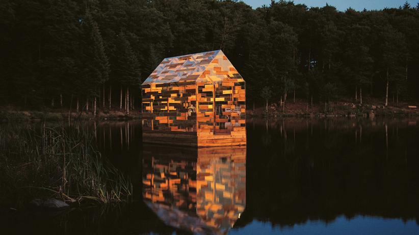 Landleben: Eine Hütte fürs Herz