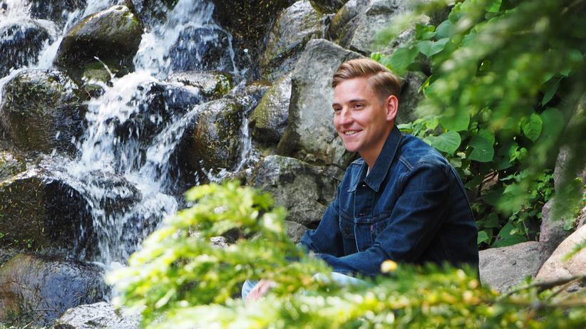 Jeansjacke: Ein Traum von einem Mann