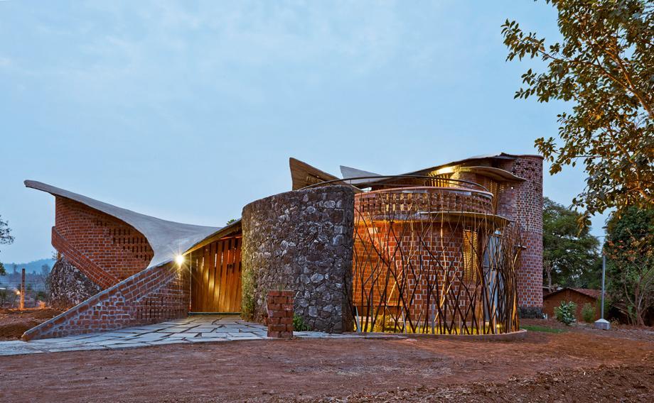 Architektur Cooles Aus Lehm Und Feuer Zeitmagazin