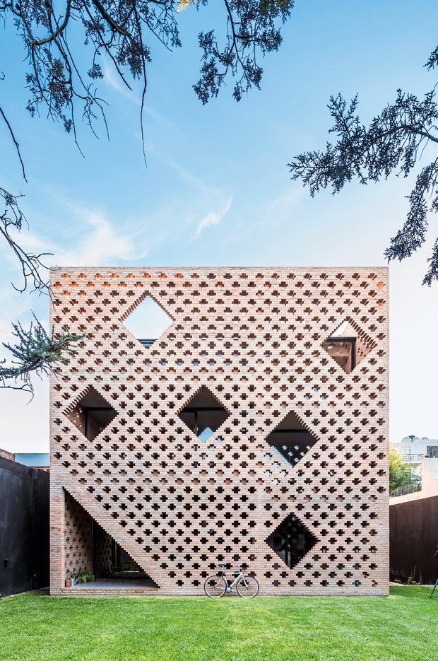 Architektur cooles aus lehm und feuer zeitmagazin for Architektur magazin