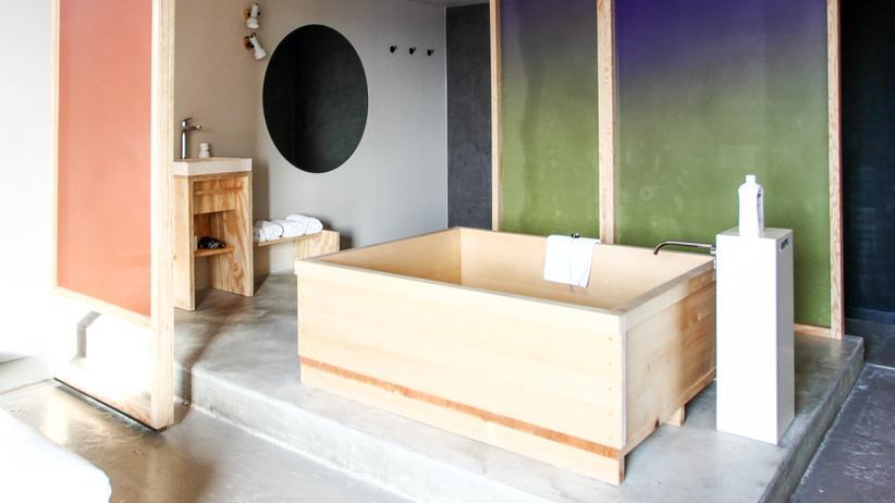 Badezimmer: Entspann Dich mal
