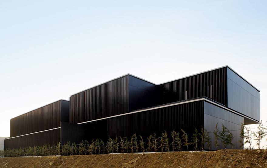 Moderne Architektur: Schwarz ist eine warme Farbe   ZEITmagazin
