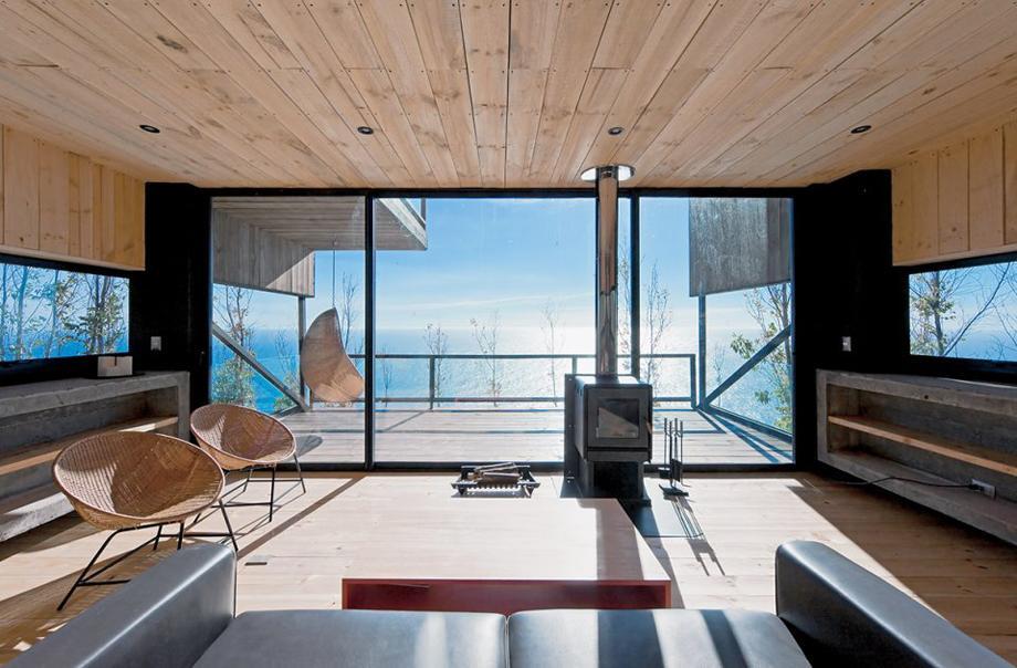 Moderne Architektur Auf Dem Holzweg