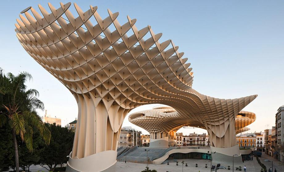 Moderne Architektur Auf Dem Holzweg Zeitmagazin