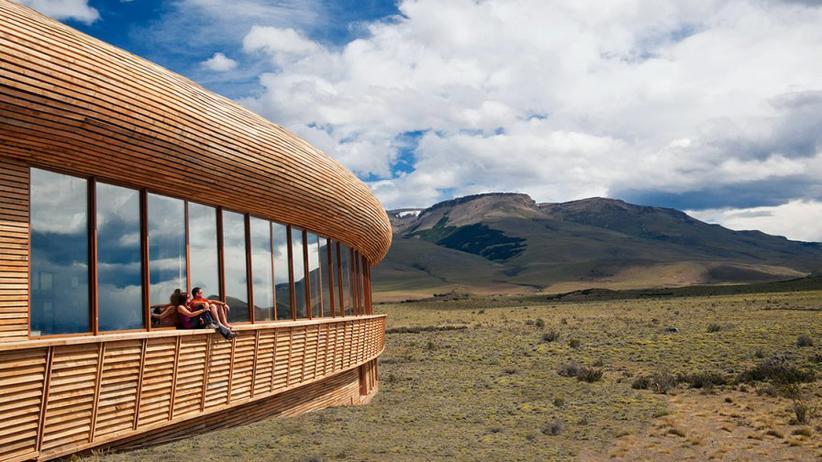 Moderne Architektur: Auf dem Holzweg