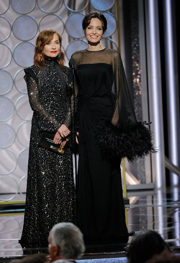 Golden Globes: Wie elegant kann stummer Protest sein? | ZEITmagazin