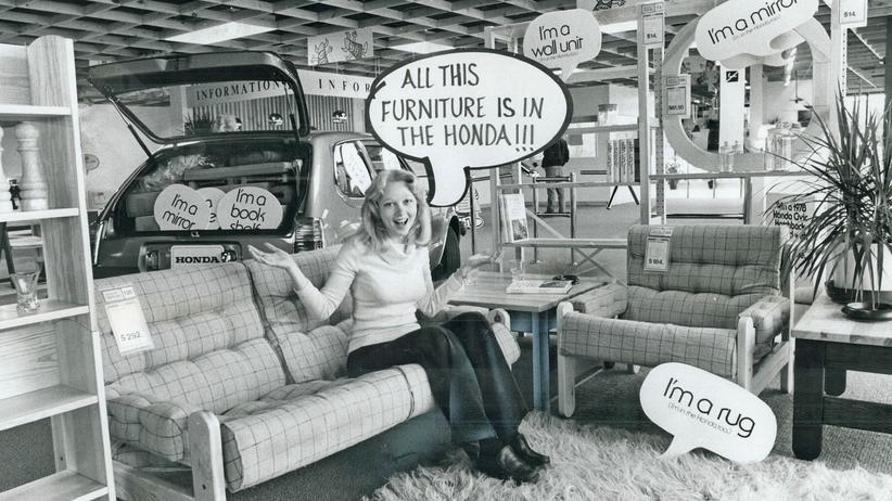 Ikea: Loevet, Billy, Köttbullar