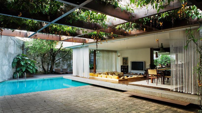 Brasilianische Architektur: Beton muss nicht brutal sein