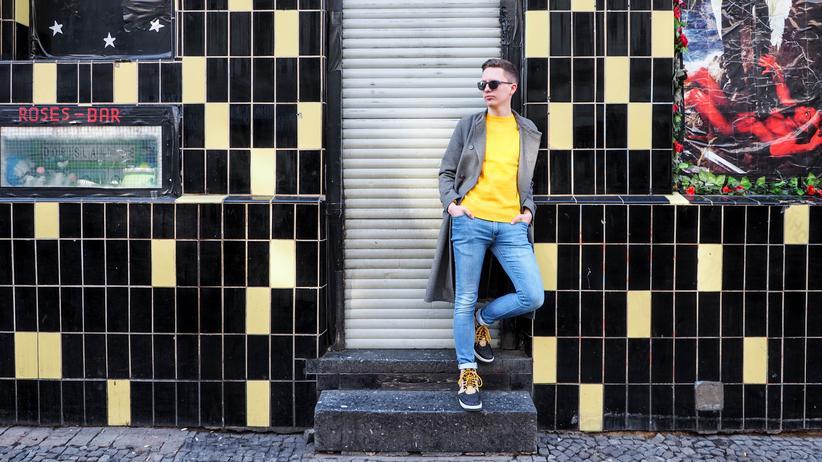 Pullover: In welcher Farbe könnte man besser auf den Frühling warten?