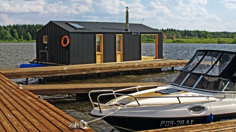 Hausboote: Das Leben als Freischwimmer