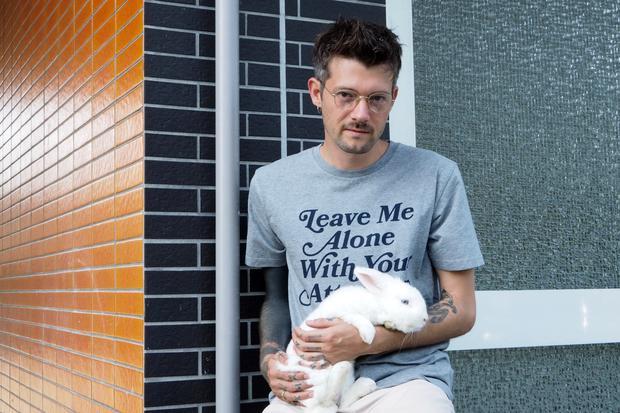 T-Shirt: Die erste große Liebe
