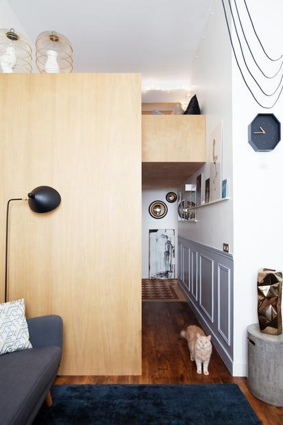 Wohnen Auf Kleinem Raum Ein Hoch Auf Das Hochbett Zeitmagazin