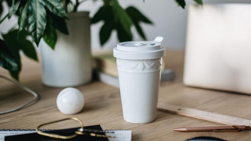 Coffee to go: Nicht von Pappe