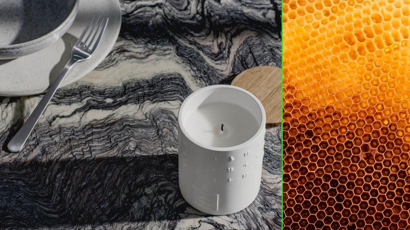 Duftkerzen: Lebt es sich besser in Vanillepudding?