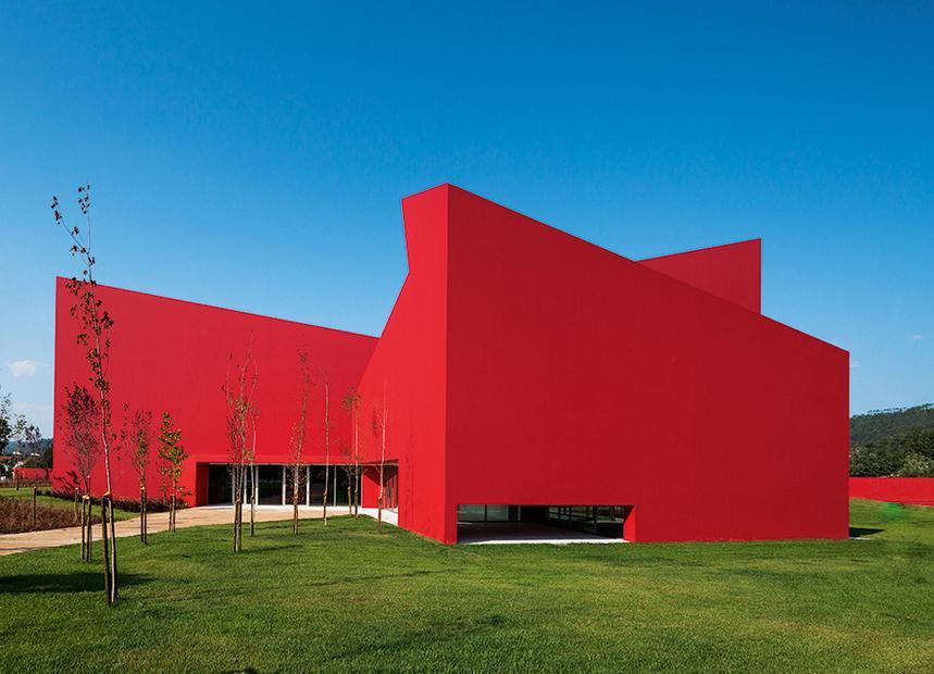 Architektur in Rot: Bei diesen Häusern knallt es   ZEITmagazin