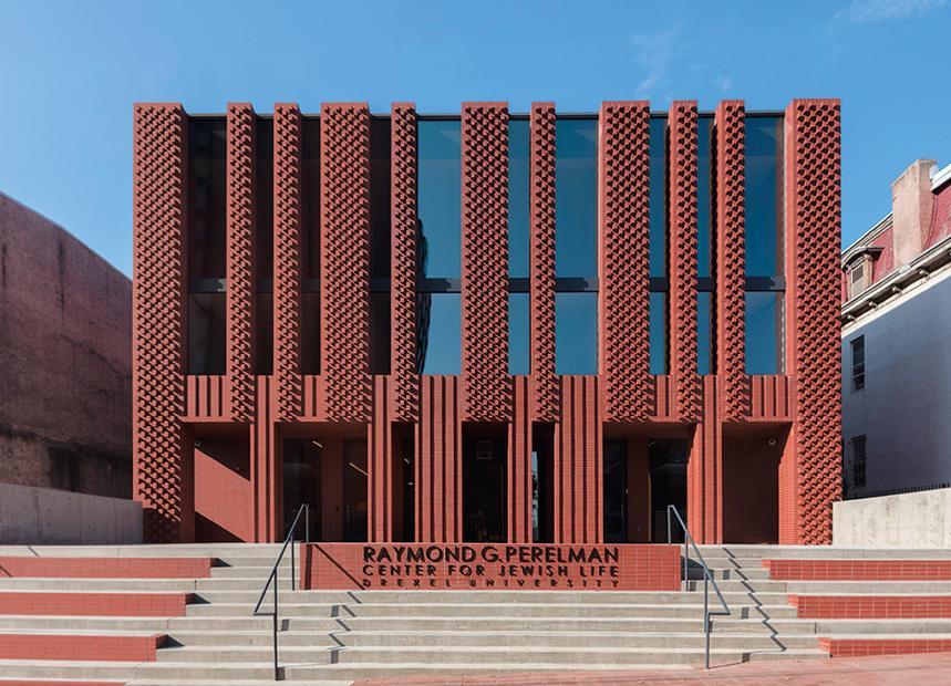 Architektur In Rot Bei Diesen Hausern Knallt Es Zeitmagazin