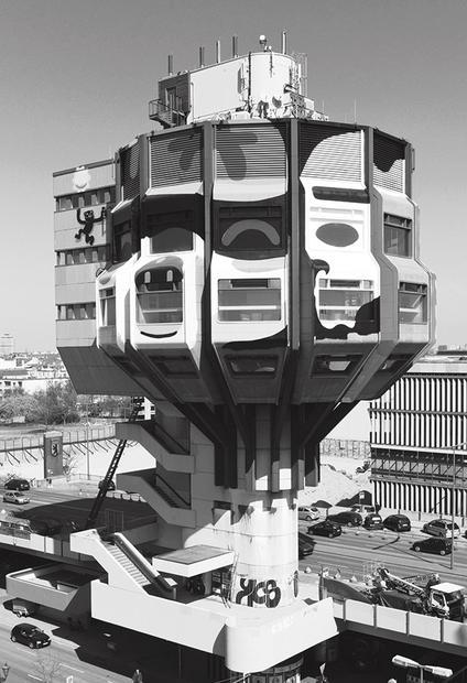 Brutalismus Luftschlosser Aus Beton Zeitmagazin