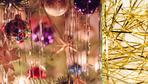 Lametta: Ein Baum mit Discofrise