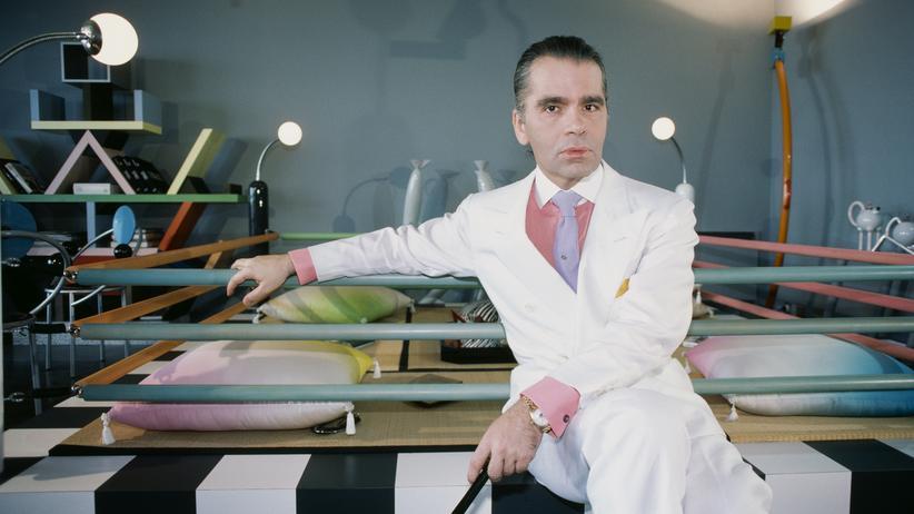 Designer Karl Lagerfeld: Der hanseatische Weltbürger