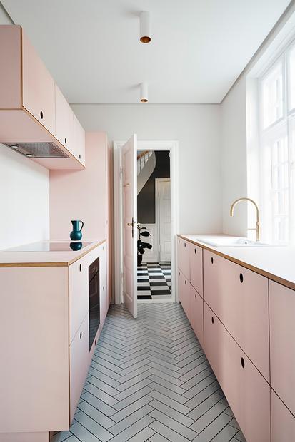 Kitchen Living Sind In Der Kuche Zeitmagazin