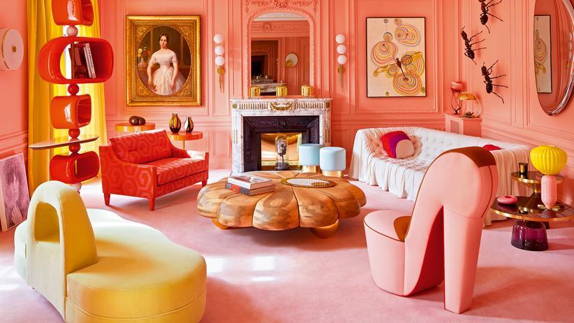 House of Glam: Jede Wohnung kann wie Hollywood sein
