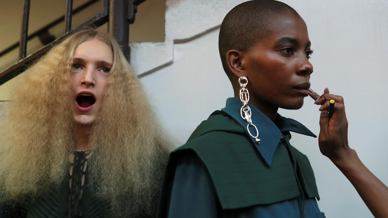 Modebranche: Hautfarbe ist kein Modetrend