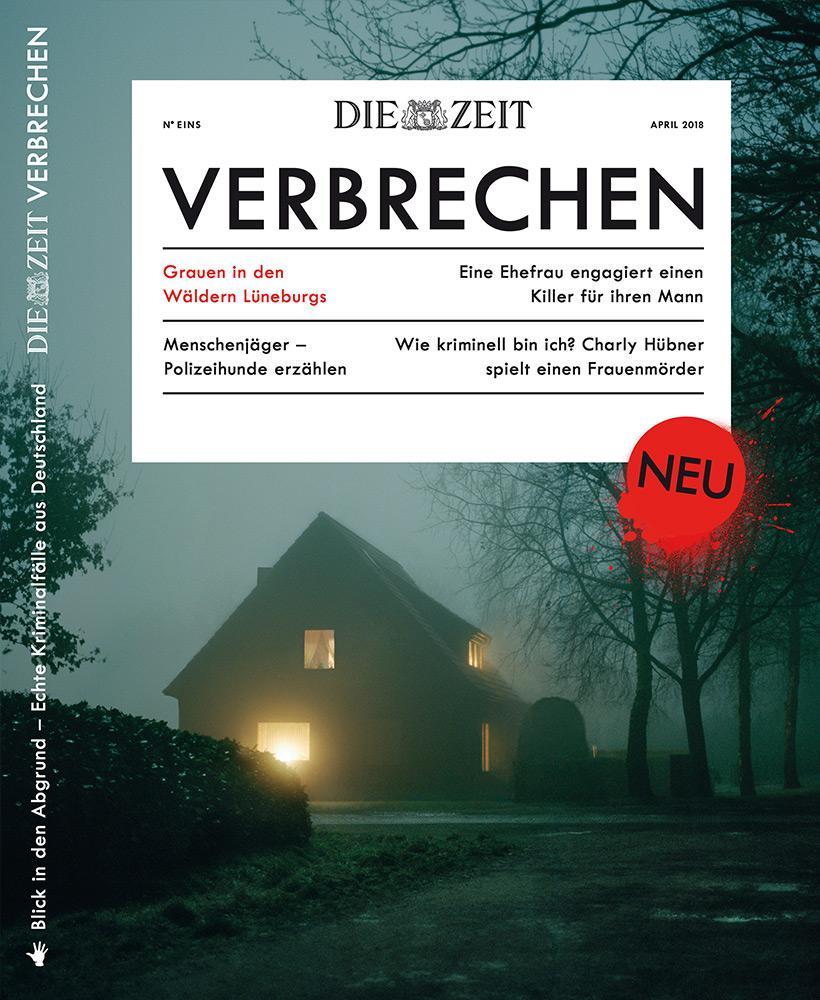 Gerichtsgutachter Hans-Ludwig-Kröber: Dieser Text stammt aus dem Magazin ZEIT VERBRECHEN 1/18.