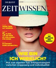Jetzt am Kiosk! Das neue ZEIT Wissen 4/2014