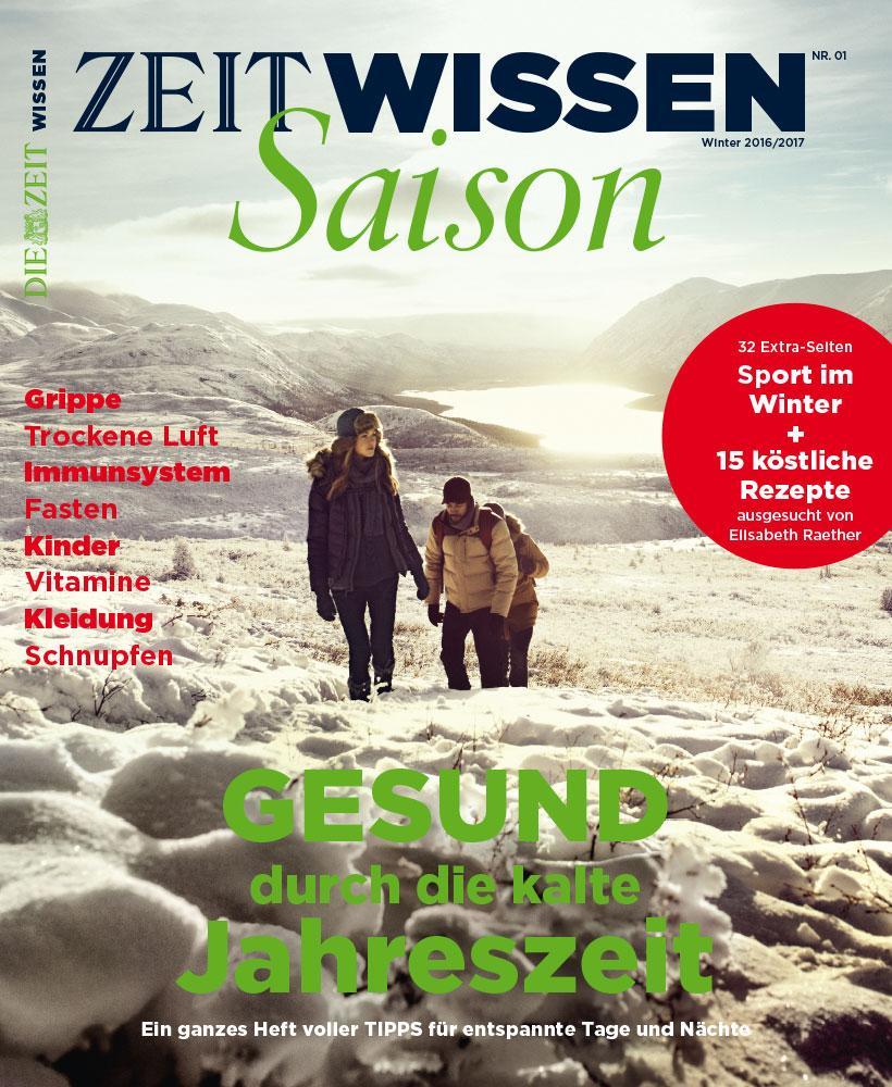 ZEIT WISSEN Saison 1/2016