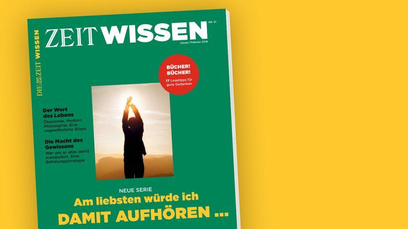 Header ZEIT Wissen 1/2018
