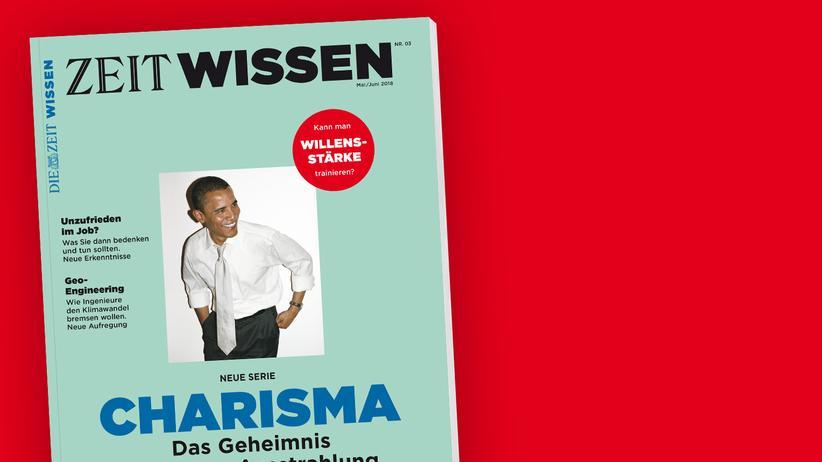 ZEIT Wissen 3/2018: Charisma
