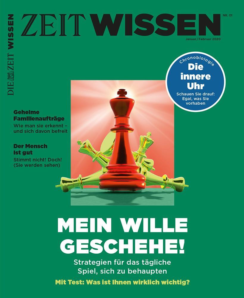 ZEIT Wissen 1/2020