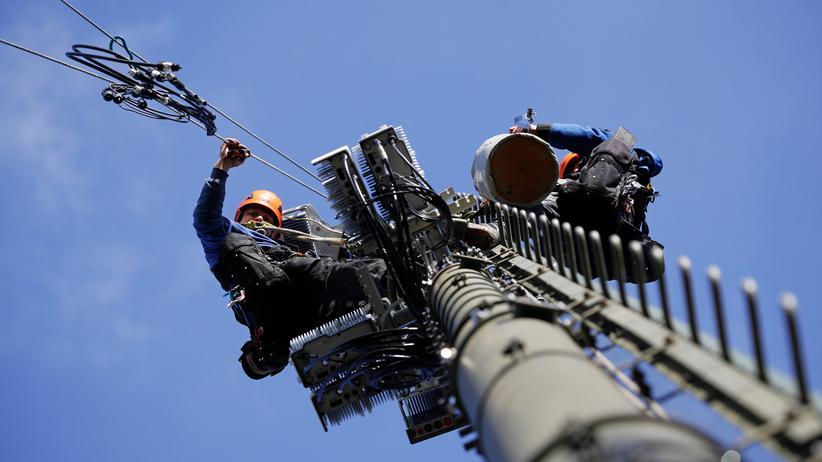 5G-Netzausbau: Die verflixte fünfte Generation