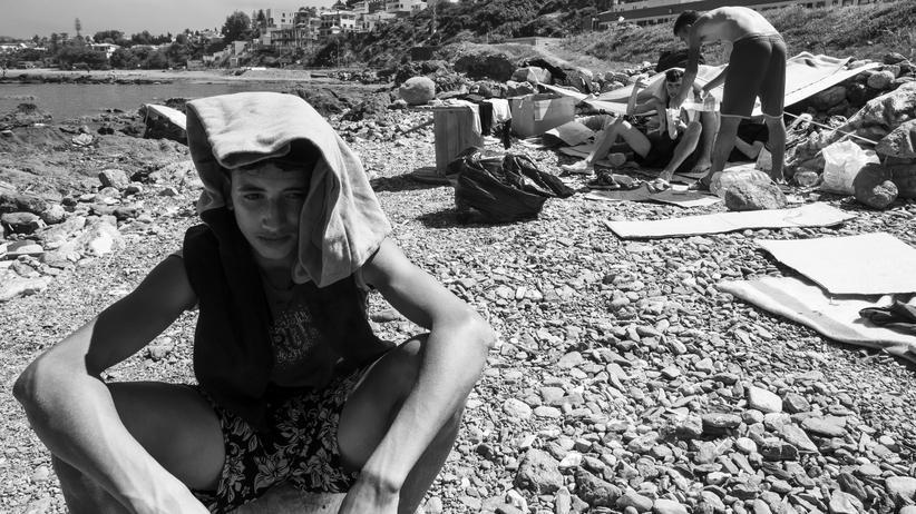 Minderjährige Geflüchtete: Die vergessenen Kinder von Ceuta