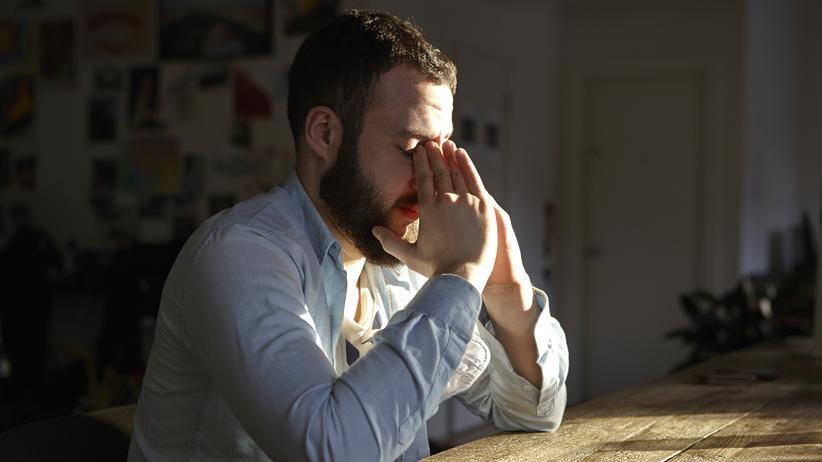 """Depressionen am Arbeitsplatz : """"Wenn mein Chef mir Druck macht, werde ich erst recht krank"""""""